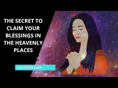 The Secret To Claim Your Blessings
